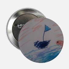 "Sailboat 2.25"" Button"