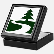 tree Keepsake Box