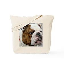 En BD face mouse Tote Bag