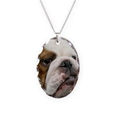 En BD face slider Necklace