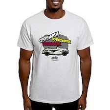Greased Lightning Lyrics T-Shirt