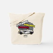 Greased Lightning Lyrics Tote Bag