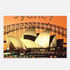 SYDNEY Postcards (Package of 8)