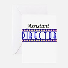 Assistant Director Greeting Cards (Pk of 10)