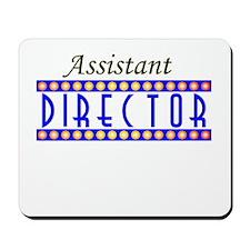 Assistant Director Mousepad