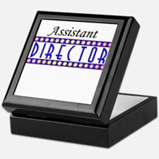 Assistant Director Keepsake Box