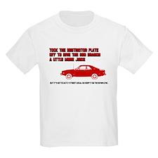 Red Dragon Kids T-Shirt