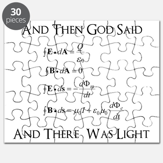 god said MP Puzzle