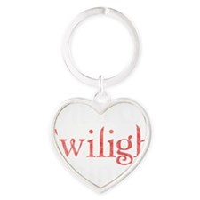 Its A Twilight Thing. You Wouldnt U Heart Keychain