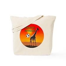 South African Giraffe - Tote Bag