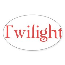 Its A Twilight Thing. You Wouldnt U Decal