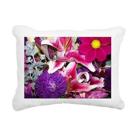 967 Rectangular Canvas Pillow
