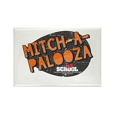 Mitch-A-Palooza Rectangle Magnet