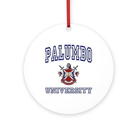 PALUMBO University Ornament (Round)