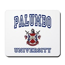 PALUMBO University Mousepad
