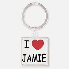 JAMIE Square Keychain