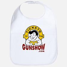Tickets To The Gunshow Bib