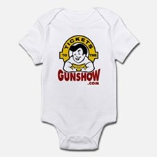Tickets To The Gunshow Infant Bodysuit