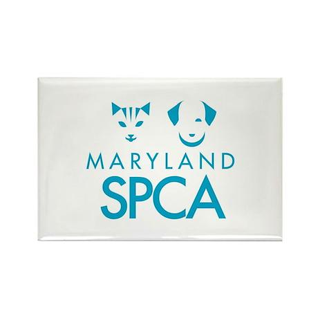 Maryland SPCA Magnet