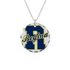 Regina Letter Necklace