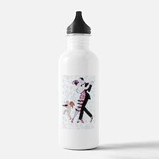 SLIDER BARBIER Cple 2 Sports Water Bottle