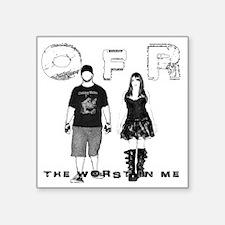 "OFR - TWIM Front Square Sticker 3"" x 3"""