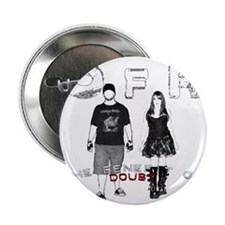 """OFR - BOD - Hate Yourself 2.25"""" Button"""