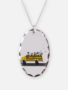 Half Bus Necklace