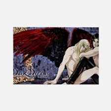 DarkDreams_wallcalendar Rectangle Magnet