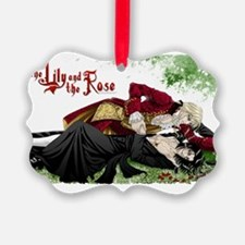TheLilyAndTheRose_wallcalendar Ornament