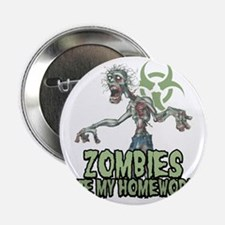 """Zombies-Ate-Homework 2.25"""" Button"""