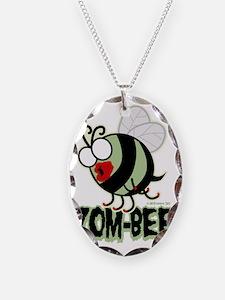 Zom-Bee Necklace