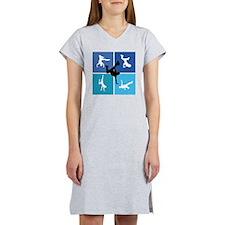 breakdance2 Women's Nightshirt