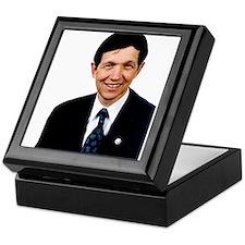 Dennis Kucinich Keepsake Box