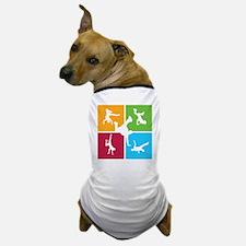 breakdance6 Dog T-Shirt
