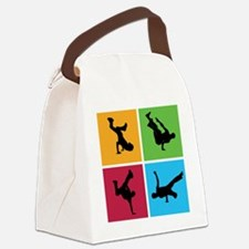 breakdance9 Canvas Lunch Bag