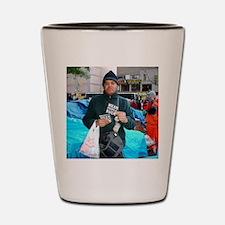 OWS: OccupyWallSt 027 Shot Glass