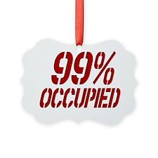 99percentoccupied3a Ornament