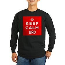 KEEP CALM BRO wr T