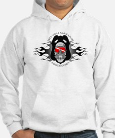 So You May Live Flame Badge Hoodie
