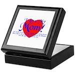I Love Mom! Keepsake Box