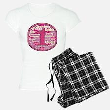 #1 Grandmother Pajamas