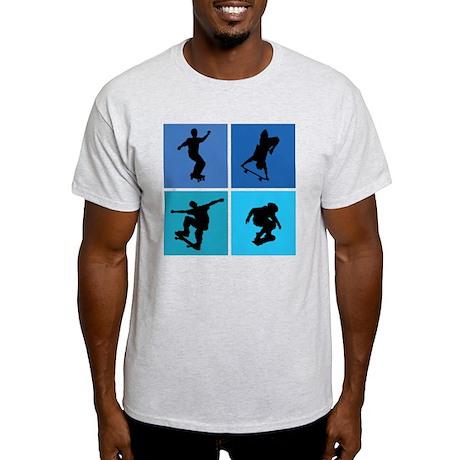 skateboarding5 Light T-Shirt