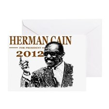 Cain2012YardSign Greeting Card