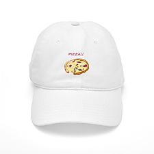 Pizza!! Baseball Cap