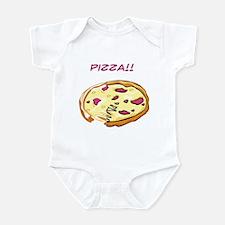 Pizza!! Infant Bodysuit