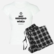 The Best in the World – Redhead Pajamas