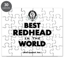 The Best in the World – Redhead Puzzle