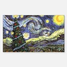 Starry Night/ Peace on Earth Decal