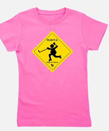 Team PG Girl's Tee